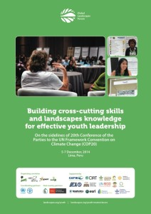 "Read our final report ""Building cross-cutting skills and landscapes knowledge for effective youth leadership""."