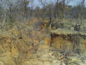 gullies sanyati zimbabwe