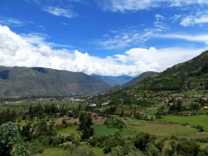 warm valley ancash peru