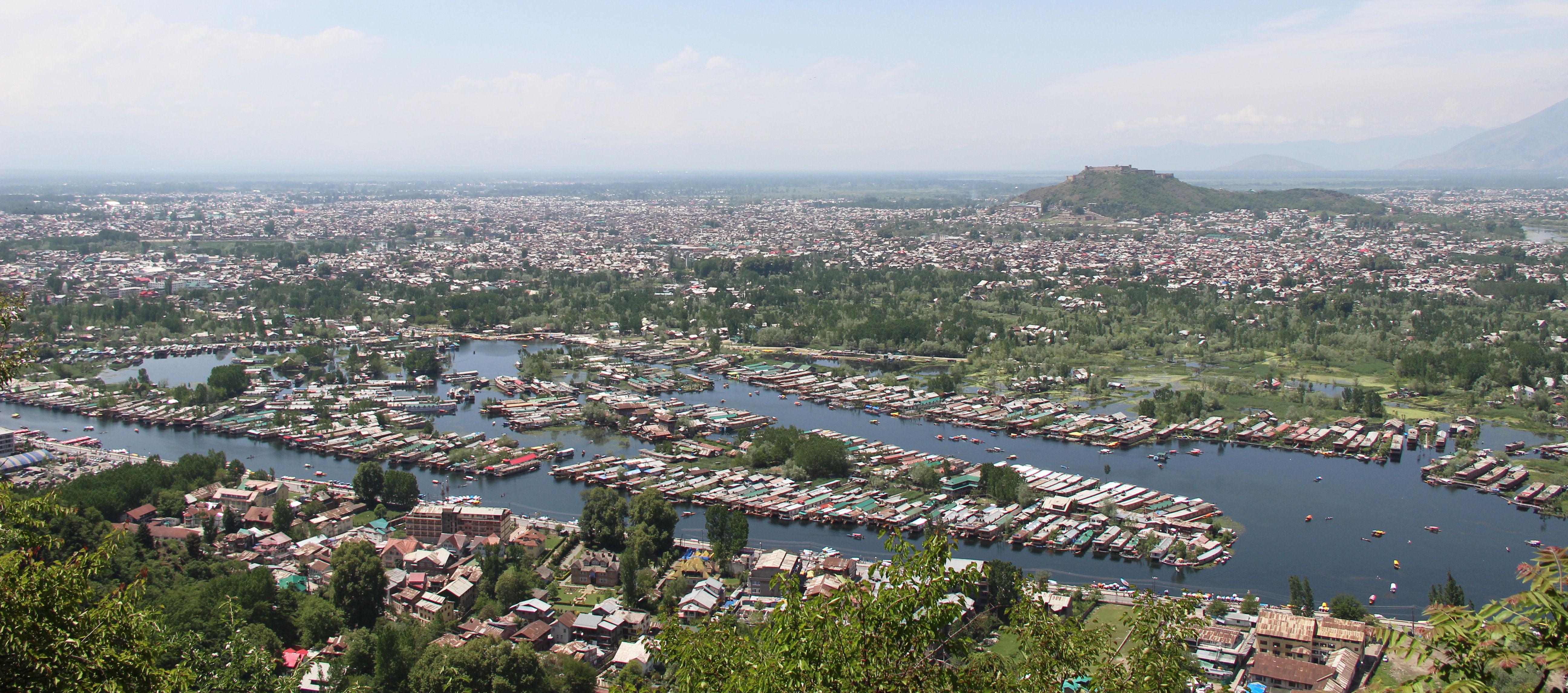 Kashmir landscape - India - Global Landscapes Forum