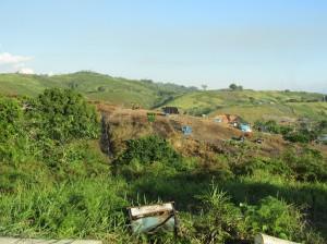 landscape impact tochache peru