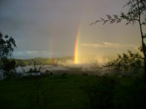 espanol el arco iris en su explendor