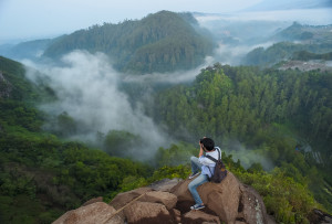 the instagram hill bandung indonesia