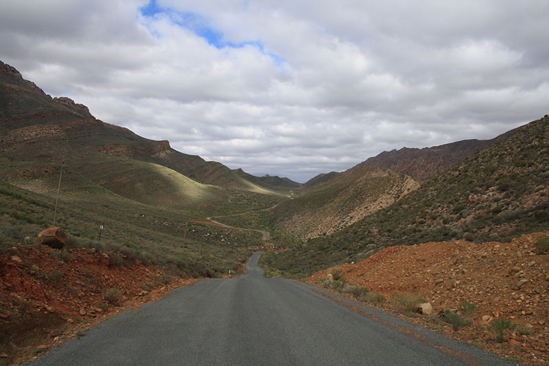 A Path Through the Cederberg Mountains