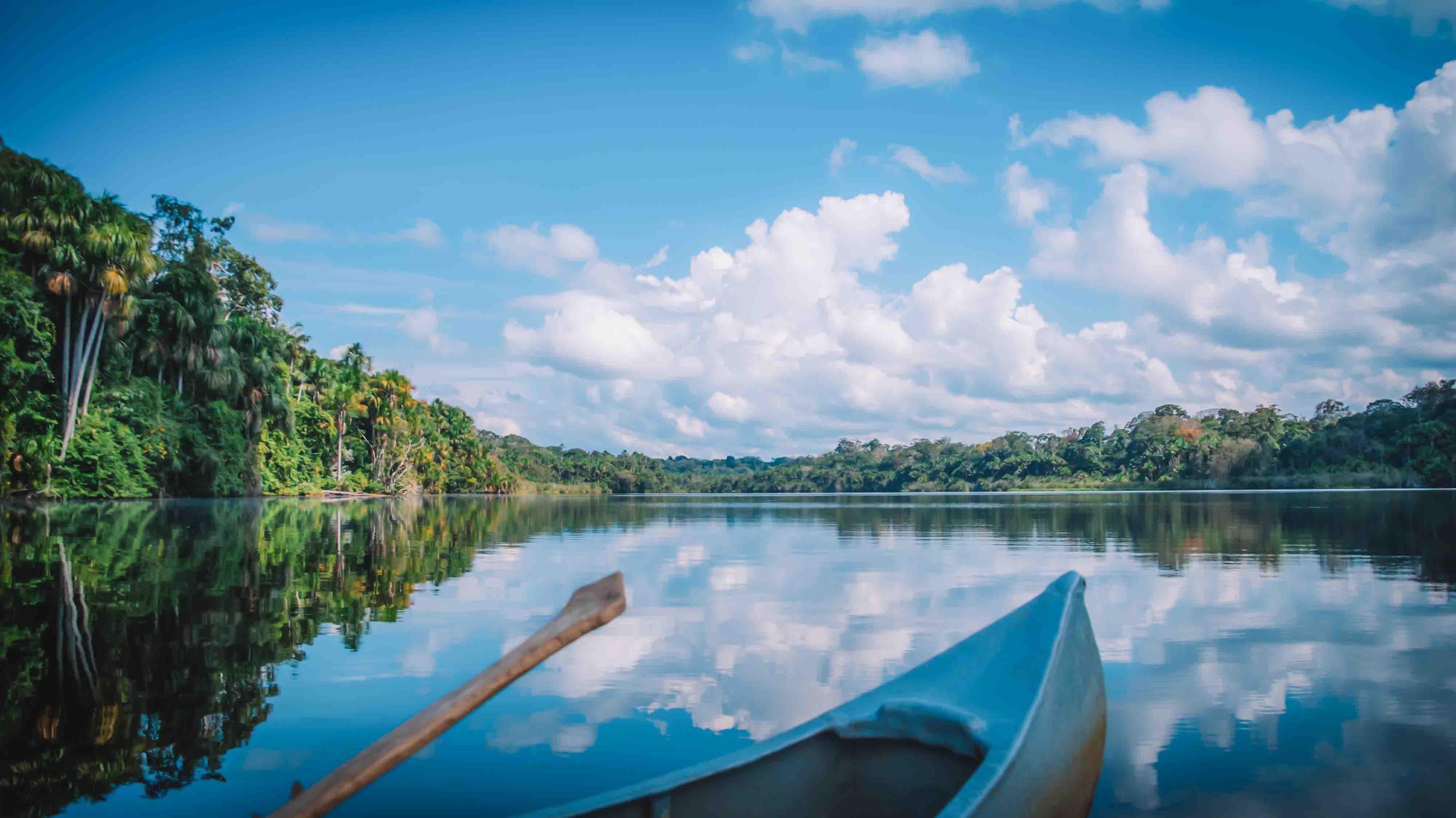 Cocococha lake