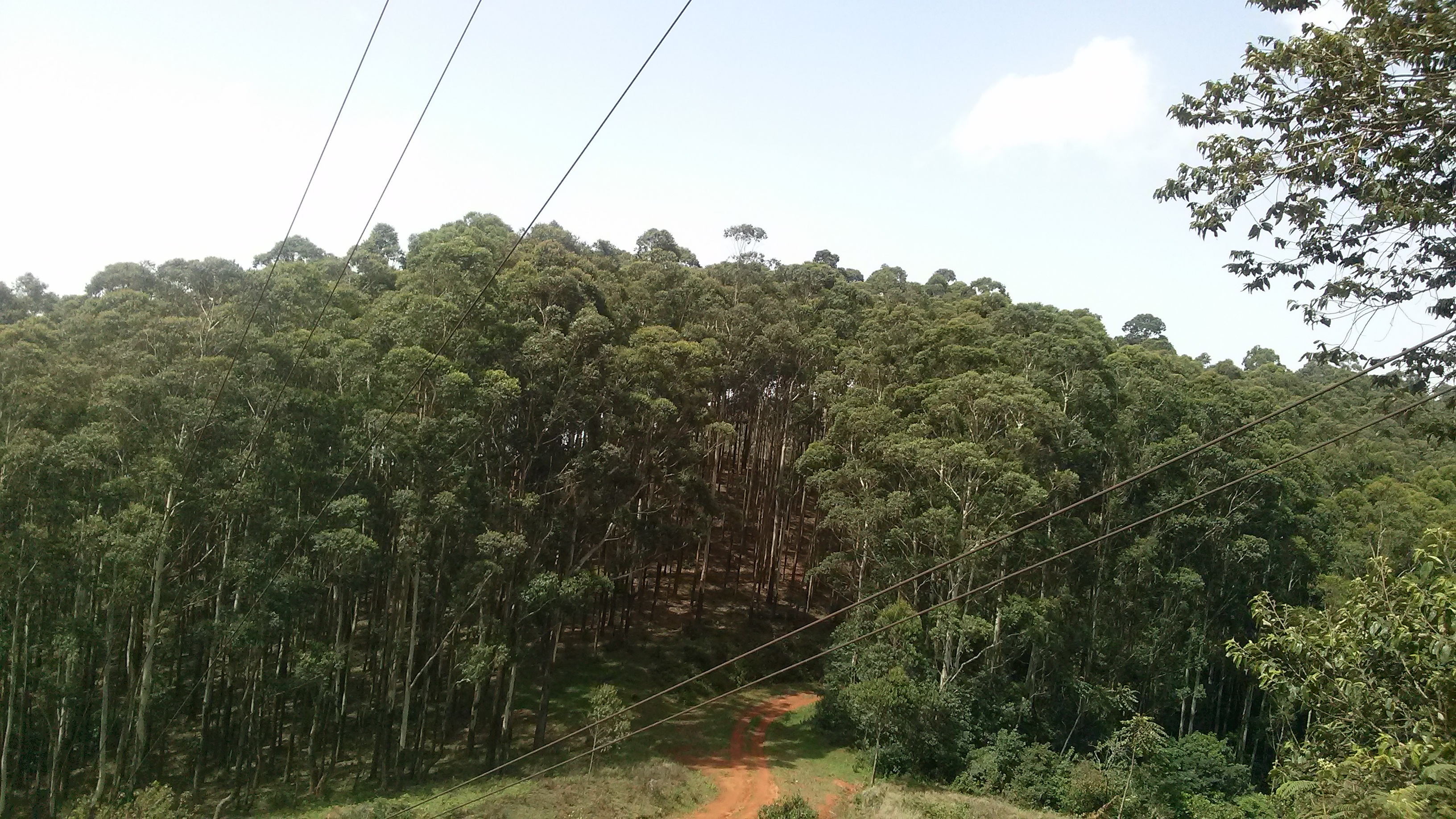 Bapou mountain
