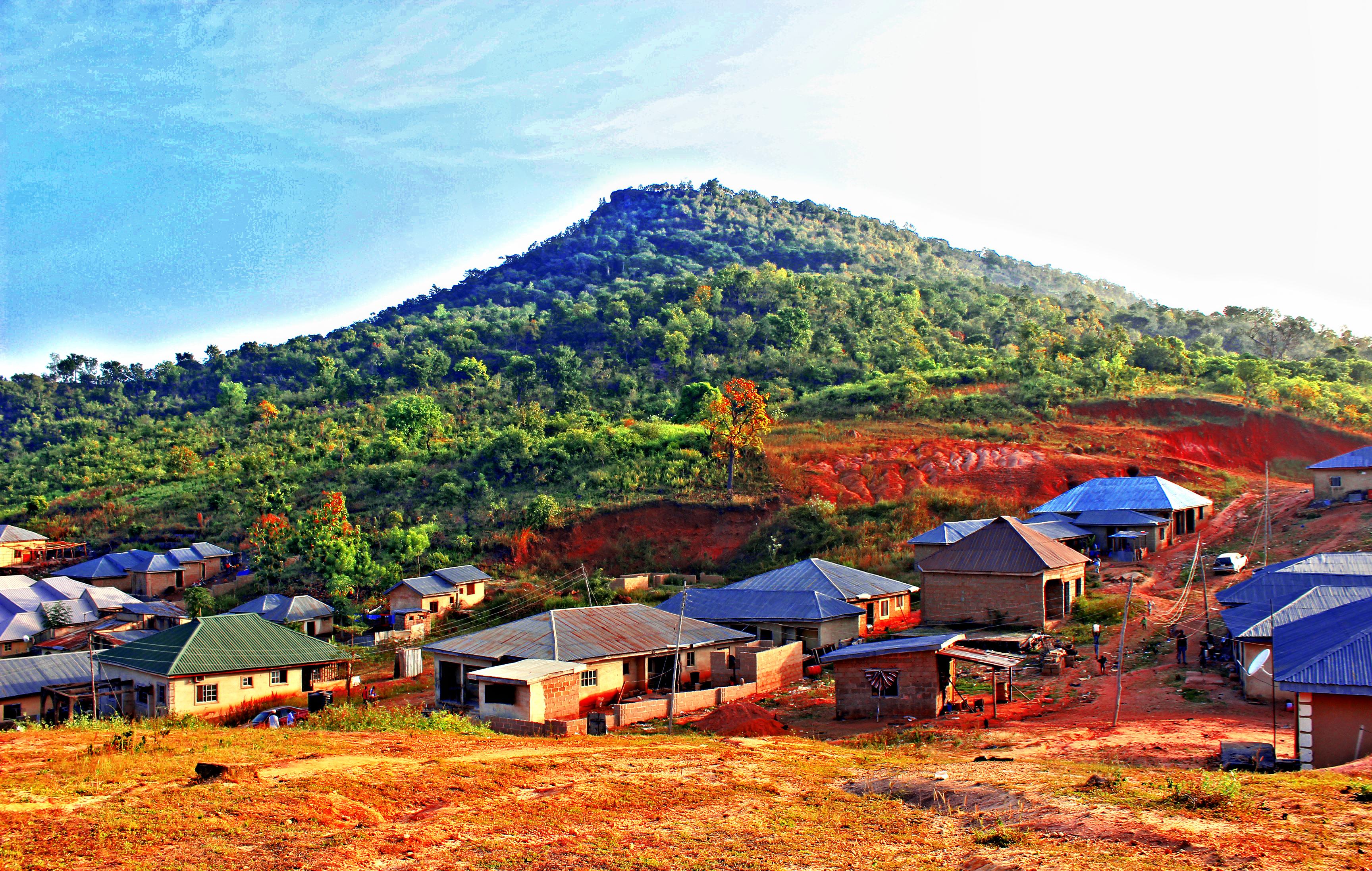 Conquering the Hills of Ogori-Magongo
