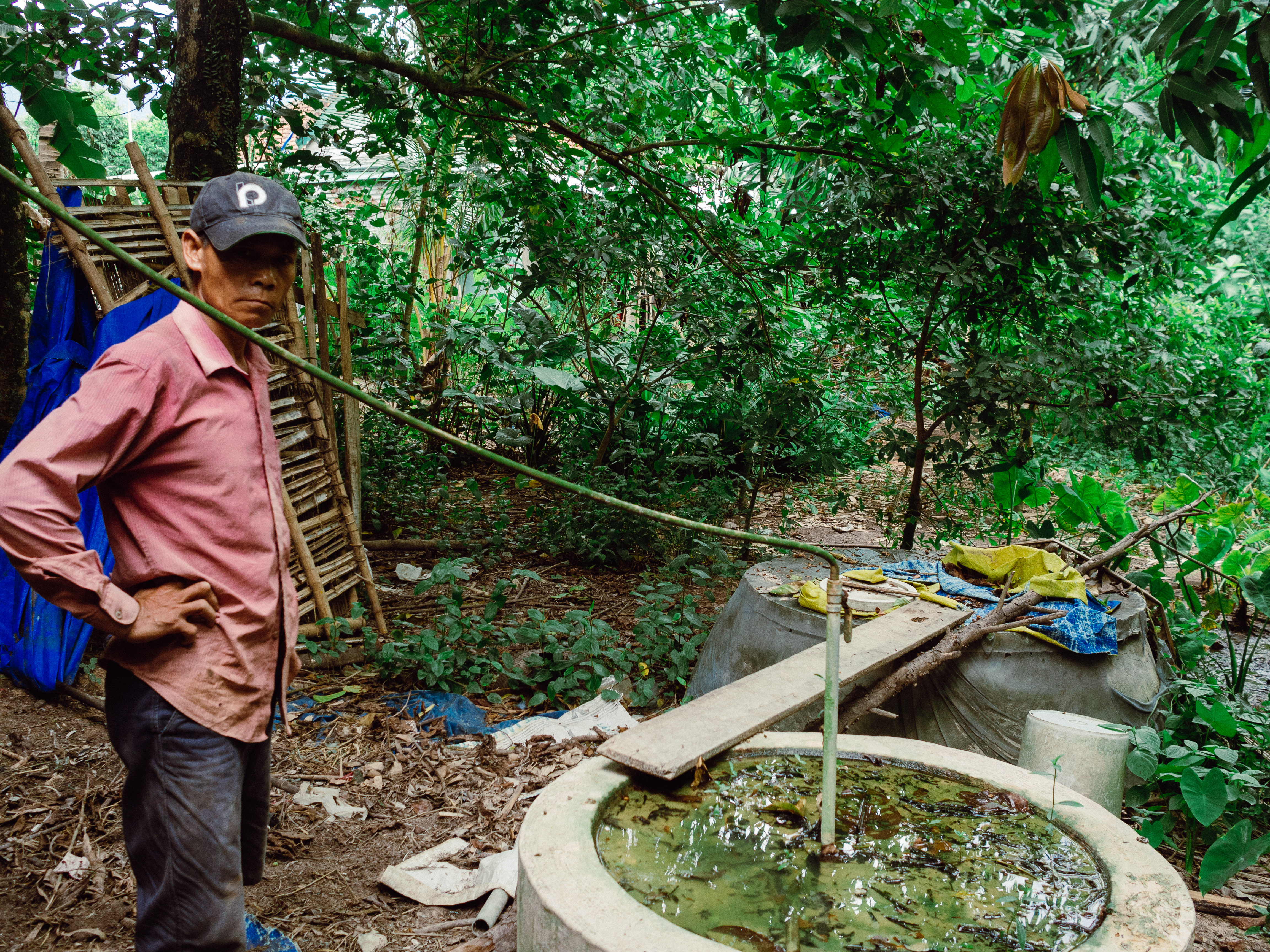 Biogas in rural Huế (Vietnam)