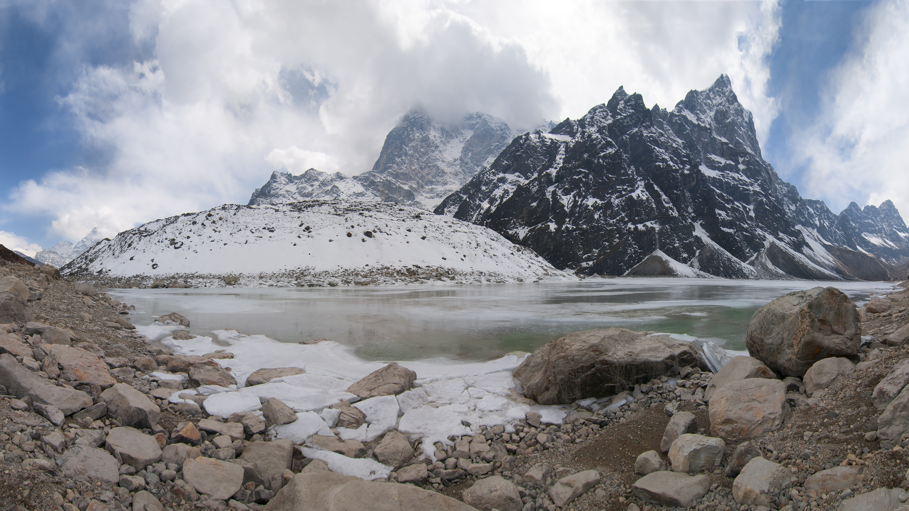 Impact of Climate Change on Glacier Lakes