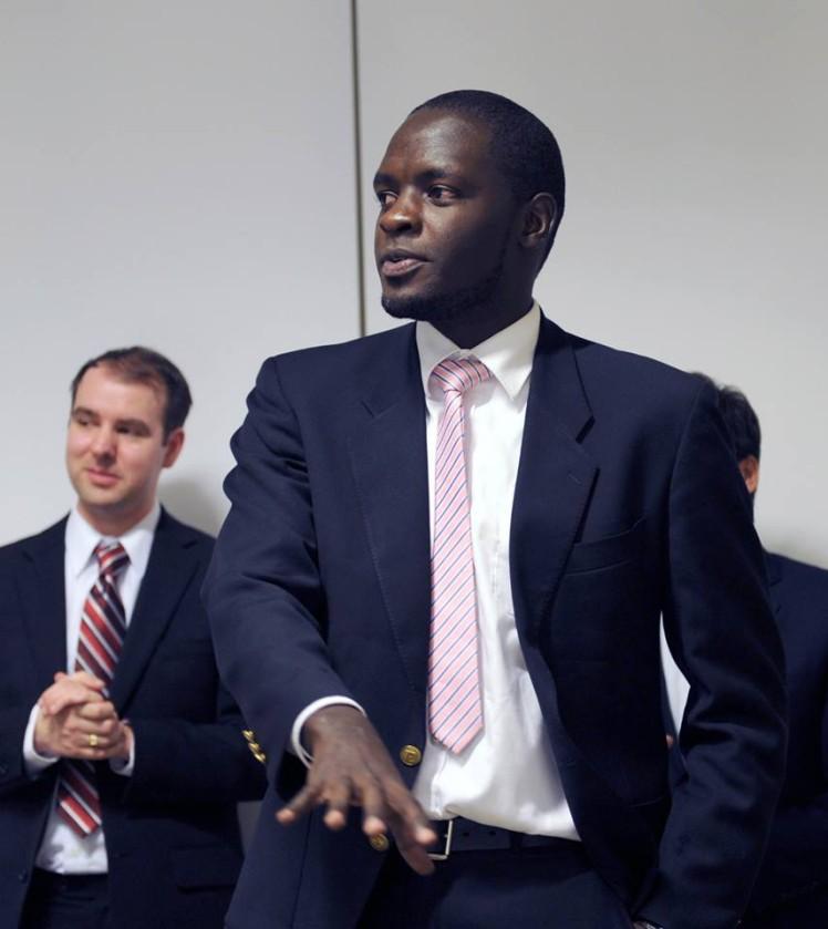 Benjamin Mugema - GLF youth facilitator