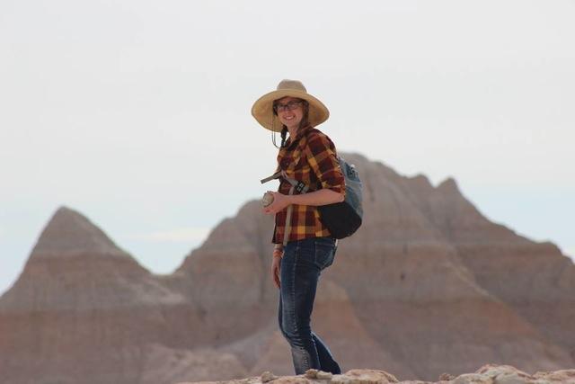 Hannah LoRene Smith - GLF youth facilitator