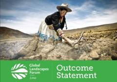 2014 GLF Outcome statement