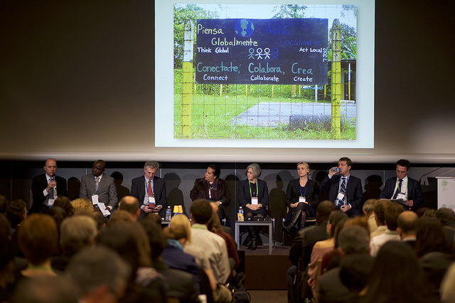 Photo from Mayombe discussion forum by Pilar Valbuena for CIFOR