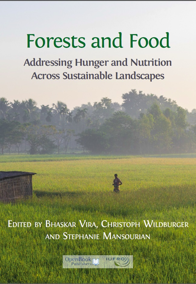 Forest and Food publication cover