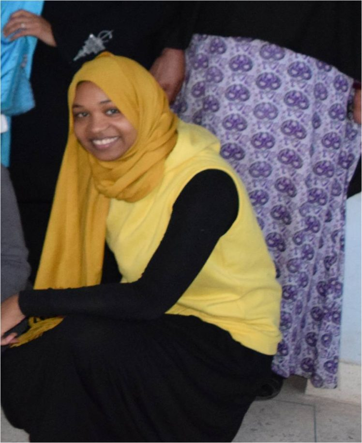 Photo of Youth Facilitator Malika Kassi