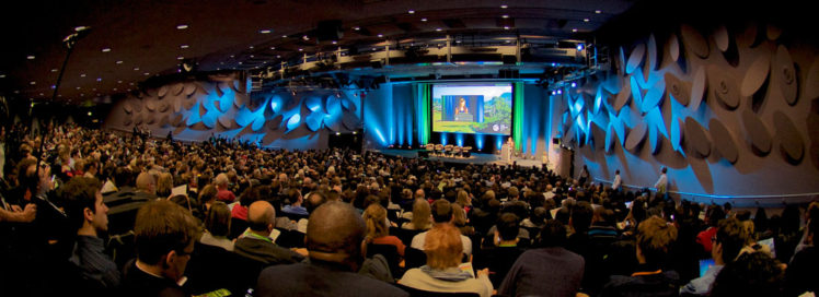 Global Landscapes Forum Paris. Photo by CIFOR.
